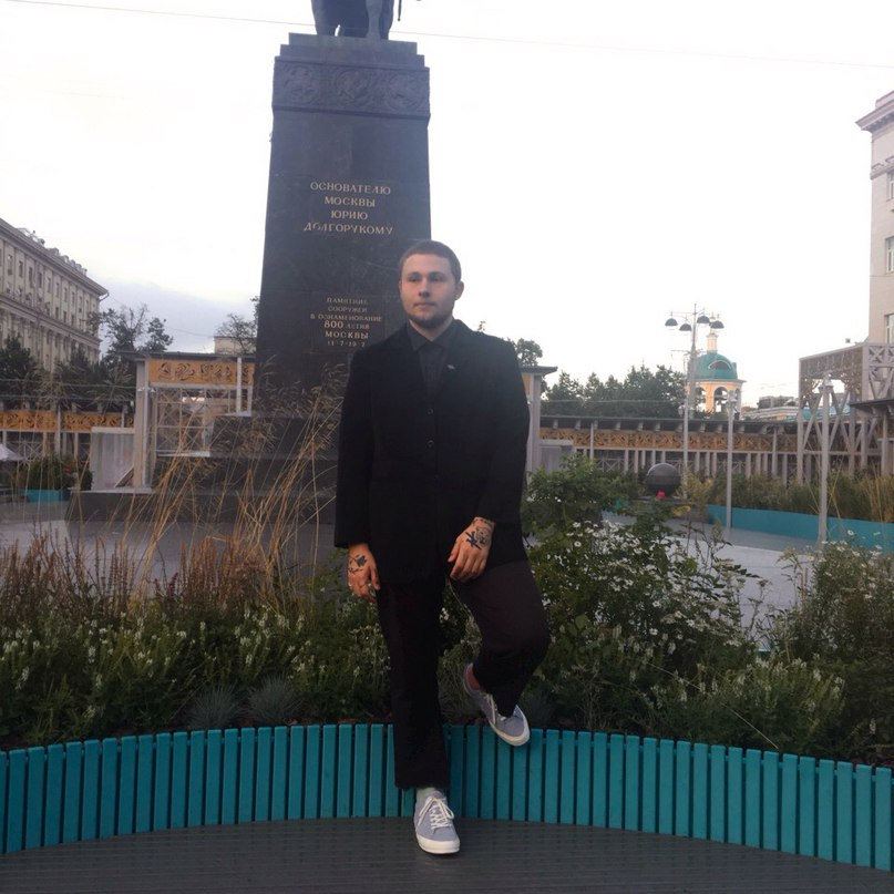 Игорь Крамарский  