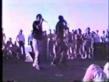 EASE RAPPIN ON USS CARL VINSON (CVN 70) 1985