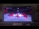 скорпионят на олимпиаде