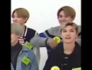 Lucas dancing to blackpink's as if it's your last