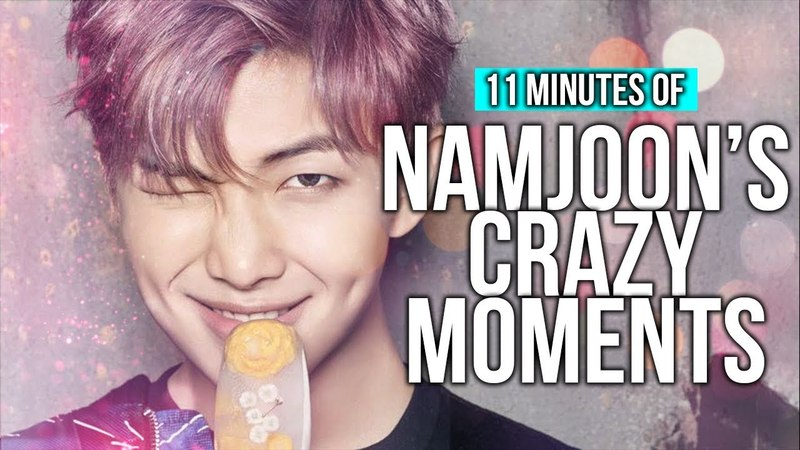 BTS RAP MONSTER FUNNY MOMENTS ENG SUB