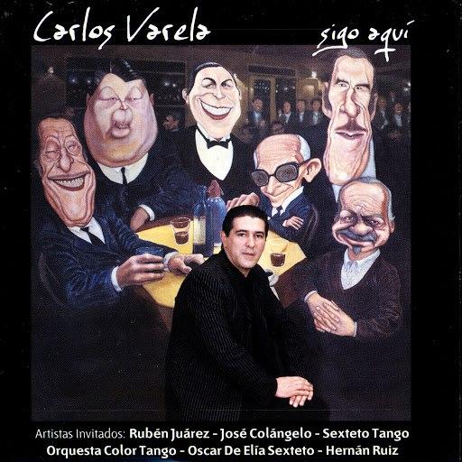 Carlos Varela альбом Sigo Aquí