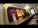 Репетиция перед концертом в городе Нишь (Сербия)