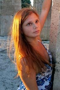 Лиза Ординарцева