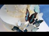 Торт Бабочки (Кусочек счастья)