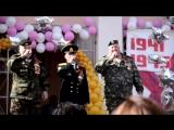 группа Перевал (Росляково 9 мая 2013)