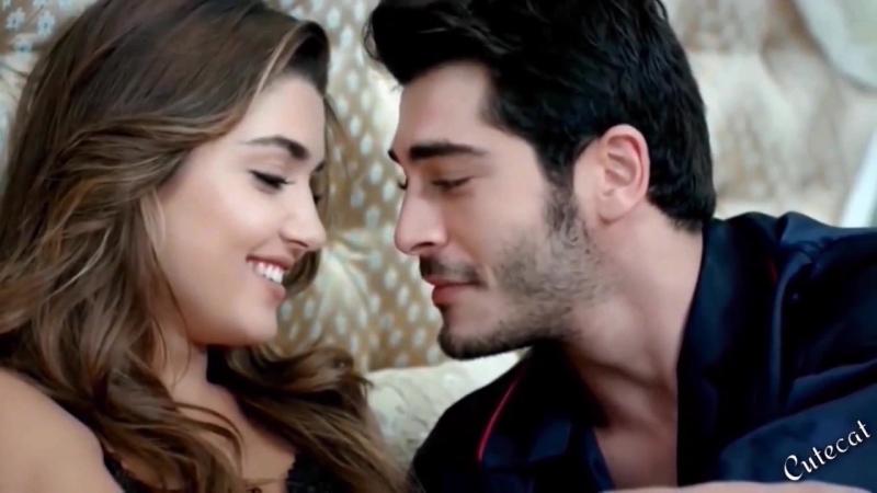 Любовь не понимает слов - Хаят и Мурат. (HayatMurst) Ask Laftan Anlamaz.