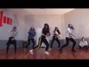 Танец YCEE JUICE ft Maleek Berry Choreography by Mark x Betty