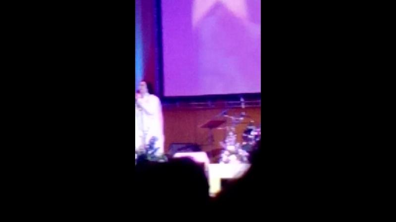 На концертах Игоря Наджиева полный аншлаг. Поёт только вживую.....певец на все времена!💖👏💖