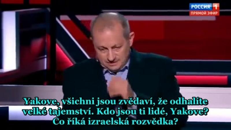 [AE News] Yakov Kedmi_ Putin má dobré vztahy s izraelskou rozvědkou, Jelcin byl opilé prase a pohádky o demokracii! [CZ Titulky]