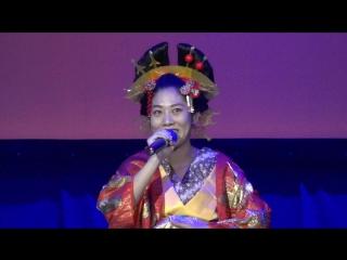 Караоке-Wagakki band -Senbon zakura! — Mari — Окинава (Япония)