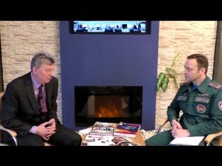 Большое интервью с ветераном МЧС Александром Дмитриченко