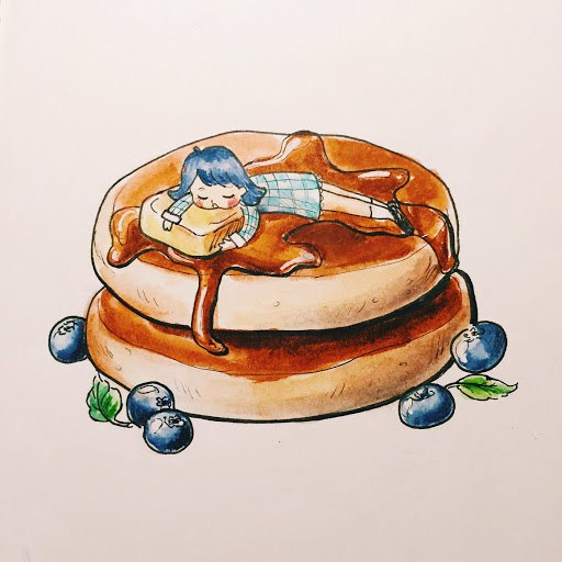 Biosphere альбом dreaming of blueberry pancakes