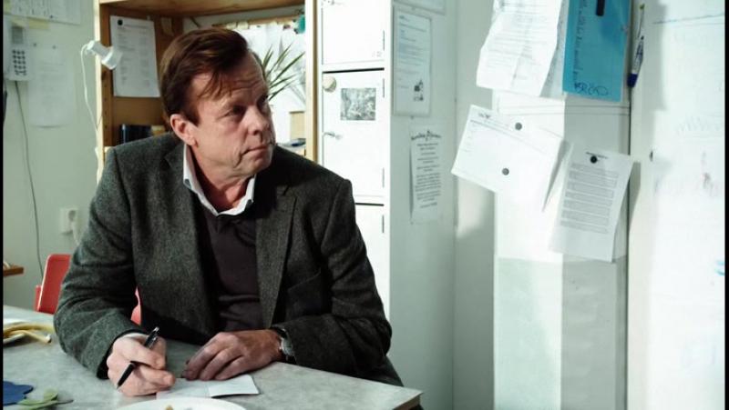 Валландер.Фильм 15(Швеция.Детектив.2007)
