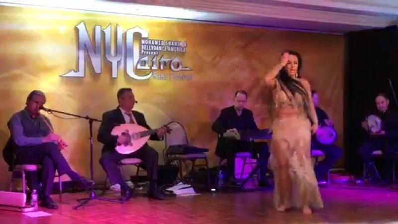 Anna Borisova NYCairo Festival 2018