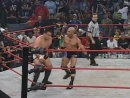 |WM| Кристофер Дэниелс против Эй Джей Стайлза против Самоа Джо - TNA Unbreakable 2005