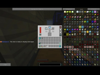 Стрим Minecraft приватный сервер, выживаем с модами! Делаем авто фарм)