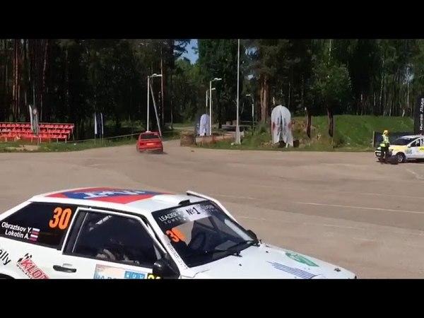 Ралли Пушкинские горы 2018