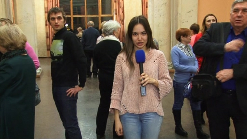 В ДК ЖД выступили молодые таланты Орловщины