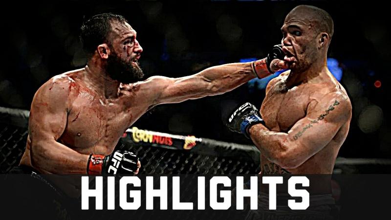 Johny Hendricks vs. Robbie Lawler ● Fight Highlights ● HD