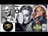 №1 !!! Звезды продавшие душу дьяволу, иллюминаты, США, евреи, 11 сентября, новый мировой порядок