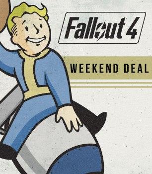 В Steam распродажа серии Fallout