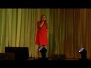 9 .12. 2017г. Выступление Насти Кирьяновой -8 Б класс