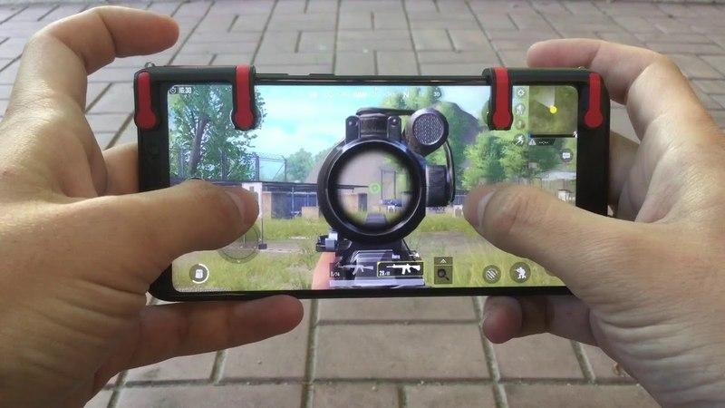 Кнопки выстрела l1r1 | Геймпад для PUBG Mobile
