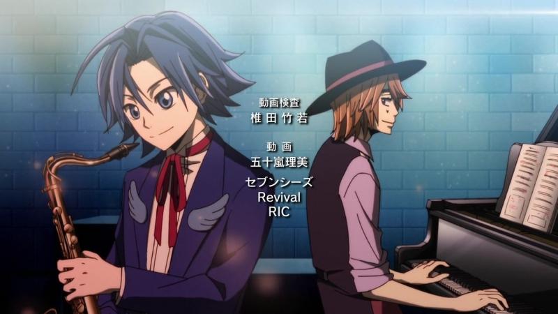 [AnimeOpend] Yowamushi Pedal Glory Line (TV-4) 2 ED | Ending Трусливый велосипедист Линия Славы (ТВ-4) 2 Эндинг (720p HD)
