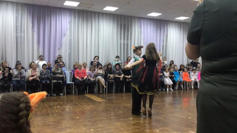 Танец кикиморы и дракона