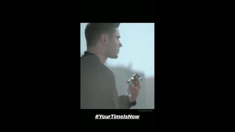 Отрывок из рекламного ролика аромата от Hugo Boss YourTimeIsNow Настало твоё время 4