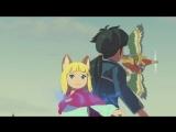 Ni no Kuni II Revenant Kingdom - PS4_PC - The mysterious traveler.