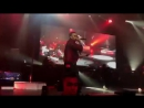 Крис, Снуп Догг и O.T. Genasis исполняют «3's Company» на концерте «Kings Of The West»