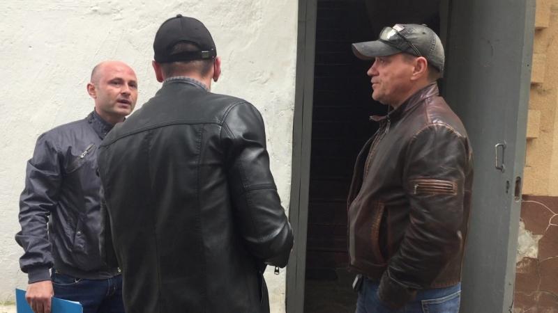 Беглый экс-депутат ВР Украины Олег Царев, продолжает свои злодеяния в Ялте.