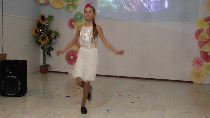 SIS got talent 2017. Карпенко Влада Step.