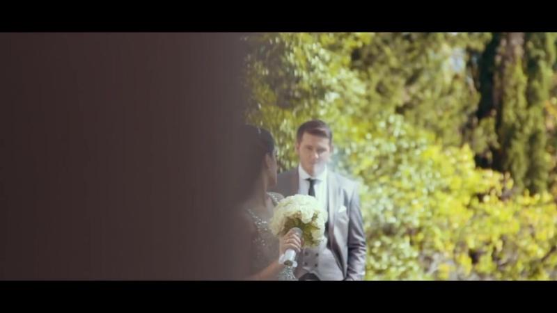 Свадьба - Грузия. Очаровательная пара ( Анабель и Ертгул )
