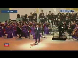 G.Verdi..Cabaletta di Manriko..Di quella pira..Il Trovatore.Samandar Alimov.