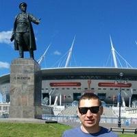 Анкета Дмитрий Серов