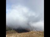 Люблю Горы 😍 природу 😊посмотри как красиво, когда ты над облаками 🔥 🤗😍