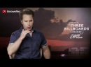 Interview Sam Rockwell THREE BILLBOARDS OUTSIDE EBBING, MISSOURI