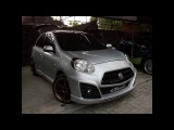 Nissan March K13 Custom Body Kit