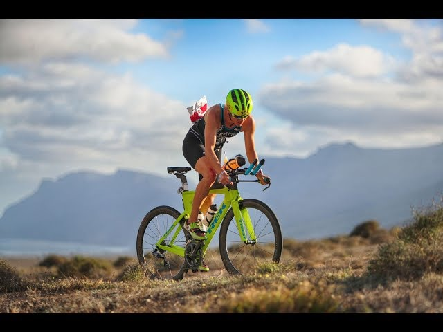 2017 Club La Santa IRONMAN Lanzarote race video