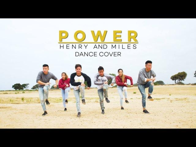 EXO (엑소) - POWER DANCE COVER