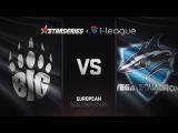 BIG vs Vega Squadron, map 1 mirage, StarSeries i-League S4 EU Qualifier
