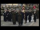 Военный парад в Риге 18 ноября 2017 года