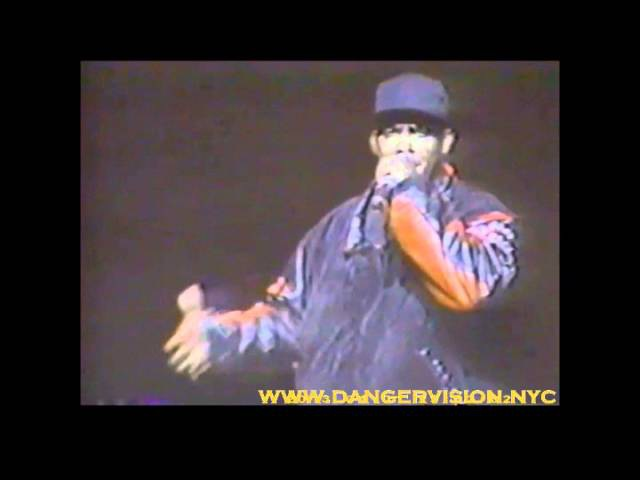 EPMD - Parish Live Freestyle at the Apollo 1992