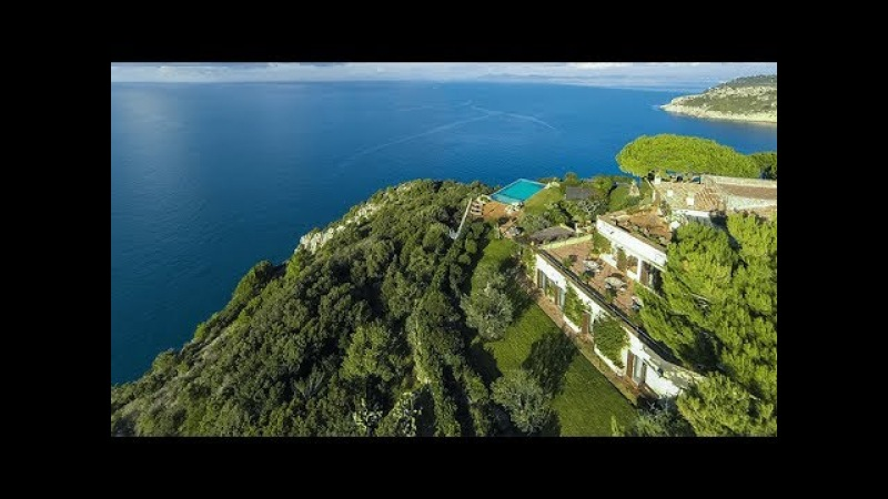 Exclusive waterfront villa with infinity pool | Tuscany, Monte Argentario - Ref. 1058