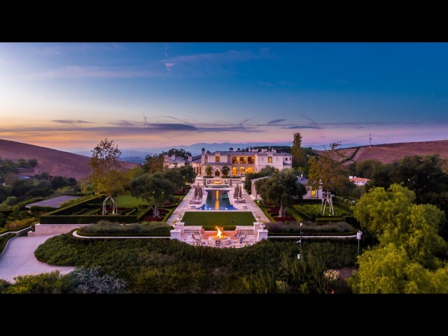 Incredible 85m Celebrity Estate Westlake Village California