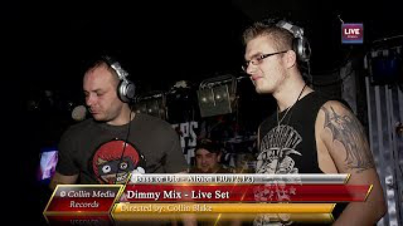 Dimmy Mix - Bass or Die, Albion (30.12.12)