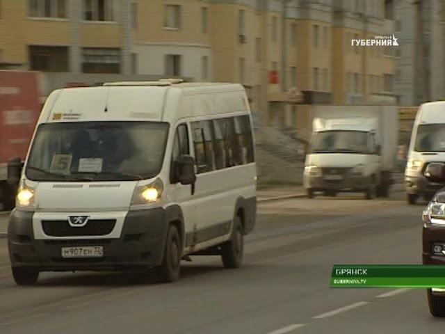 Растет количество ДТП с участием маршрутных такси 20 11 17